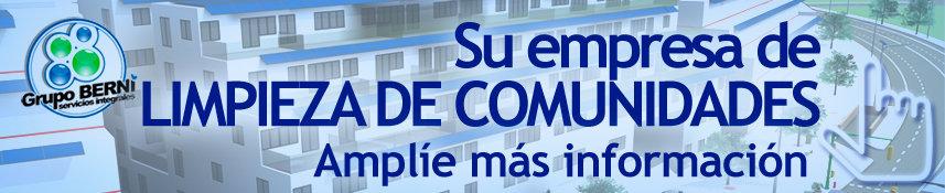 limpieza de comunidades en madrid