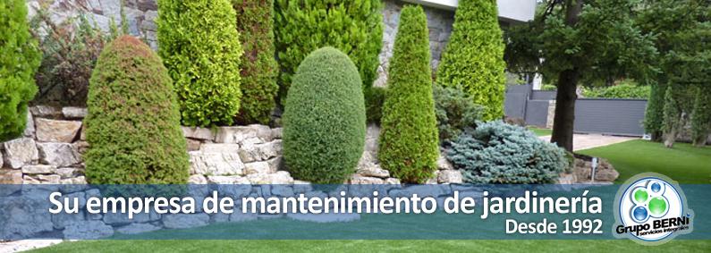 Empresa de jardineros en madrid mantenimiento jardines for Empresas de jardineria en girona