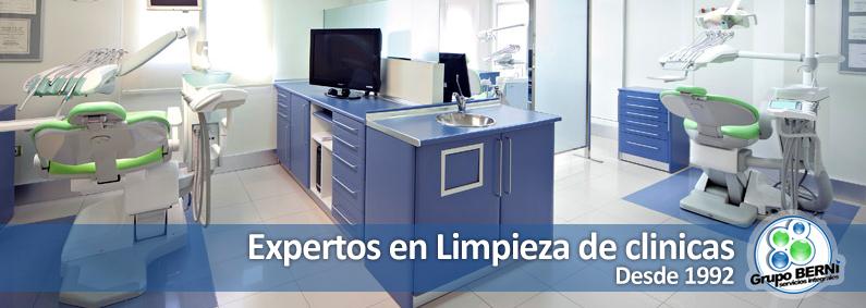 Empresa de limieza de Clinicas en Madrid