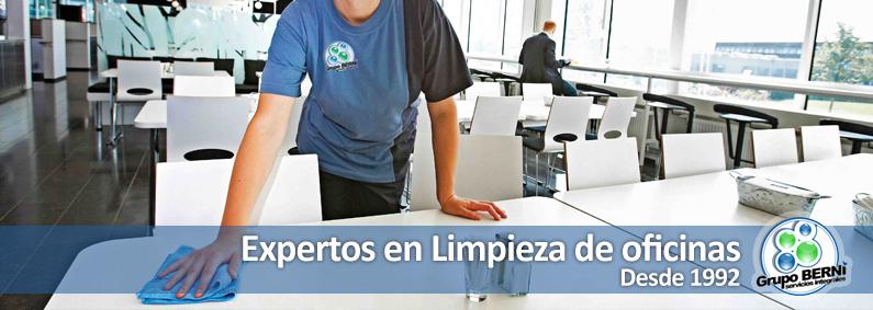 Limpieza de oficinas limpiezas berni - Vaciado de oficinas en madrid ...