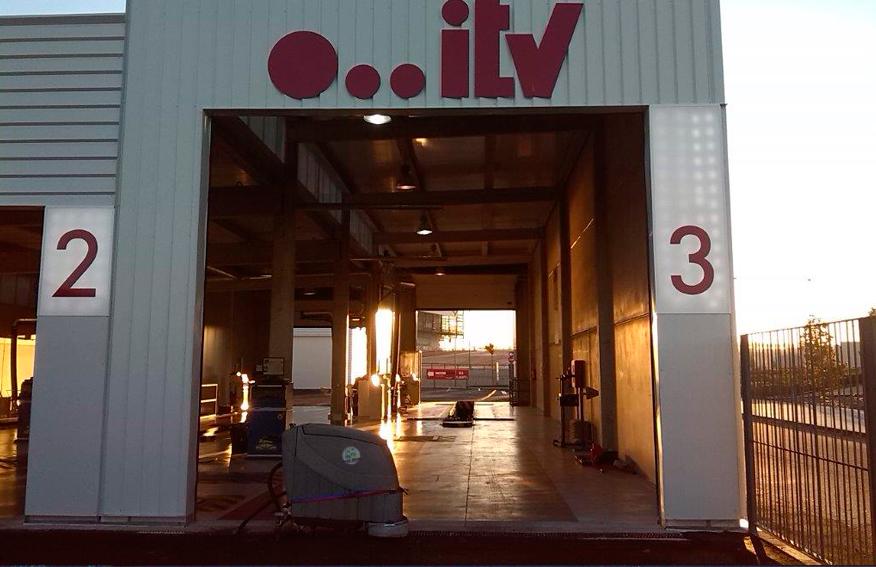 Limpieza de garajes e ITV