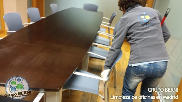 Limpieza de oficinas limpiezas berni - Empresas de limpieza en fuenlabrada ...