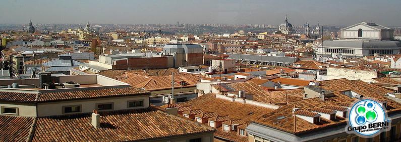 Como limpiar la azotea y el tejado de tu comunidad