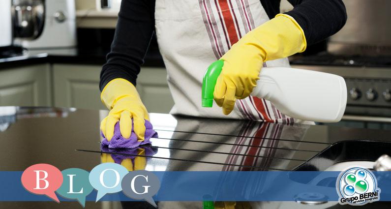 limpia a fondo tu cocina con estos consejos