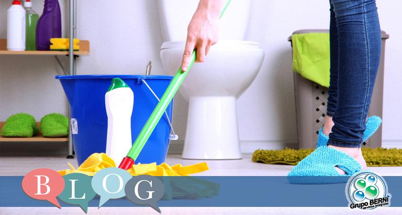 consejos limpieza baños