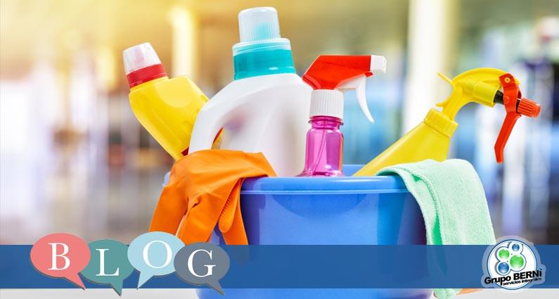 consejos productos limpieza