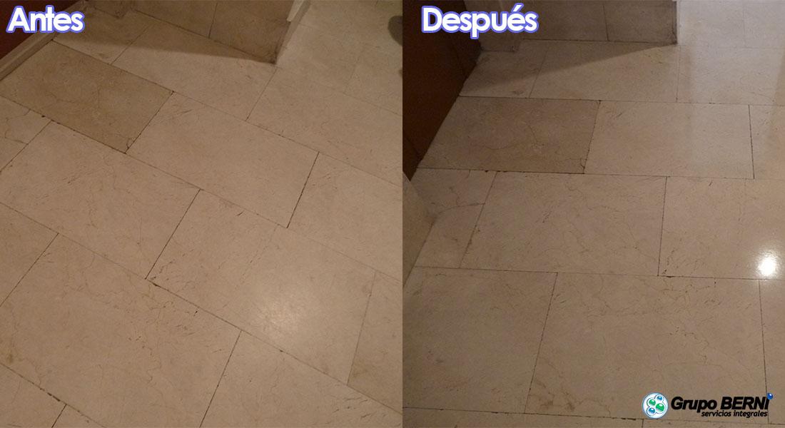 pulido de suelos madrid