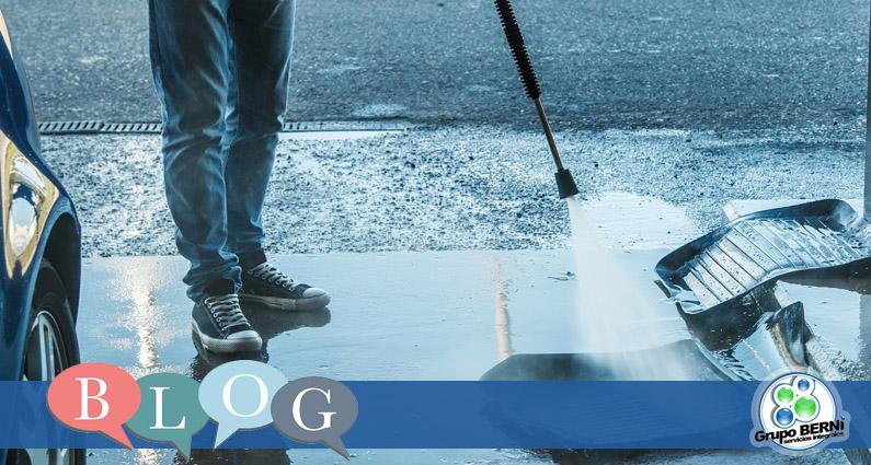 consejos de limpieza de garajes