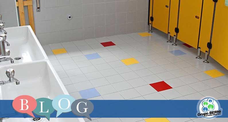 consejos de limpieza de colegios