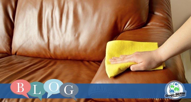 consejos de limpieza de tapicerias