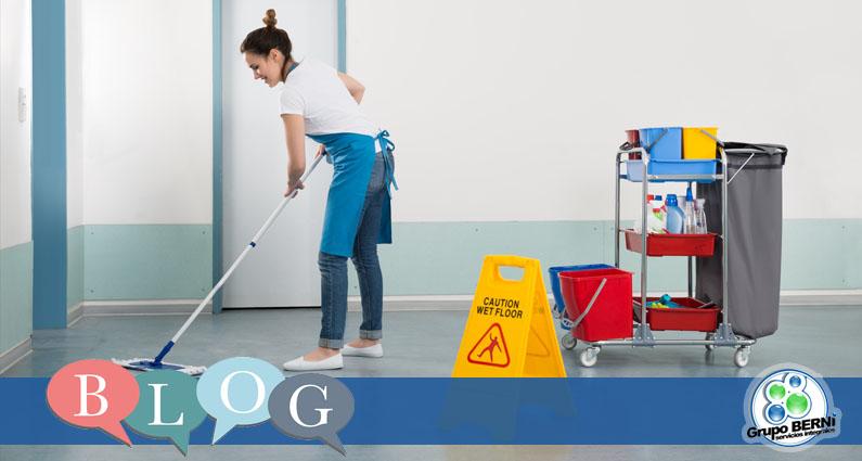 consejos de limpieza de oficinas